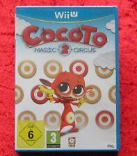 Cocoto Magic Circus 2, Nintendo WiiU Spiel, Neu