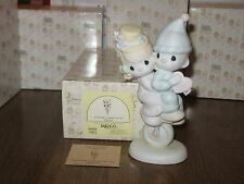 Precious Moments  Lord Help Us Keep Our Act Together 101850 Figurine  Enesco