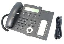 2 x LG Nortel LDP-7016 telefono in Nero