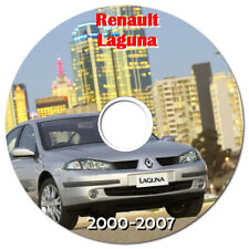 RENAULT LAGUNA II 2 2000-2007 WORKSHOP MANUAL ON CD OR DOWNLOAD