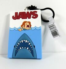 Universal Vault Horror Movie Figural Bag Clip Jaws Poster Figure New