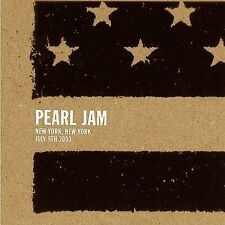 Pearl Jam Live Official Bootleg #67 New York NY 07/09/2003 Madison Square Garden