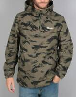 Primitive Men's Olive Drab Endeavor Anorak Pull Over Jacket (Retail $140)