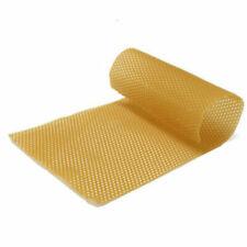 Honeycomb Bee Wax Foundation Honey Hive Equipment Bee Honey Sheets Tool 10Pcs