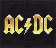 AC / DC BLACK ICE LTD EDITION YELLOW COVER
