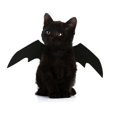 Pet Dog Cat Bat Wings Soft Cosplay Prop Halloween Bat Fancy Dress Costume Outfit