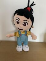 DESPICABLE ME 3 Agnes TALKING 25cm DOLL soft plush with sound minnions