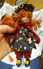 "Marie Osmond Doll - ""Bru Hilda"", Petite Armour"" Series #1729 of 5000"