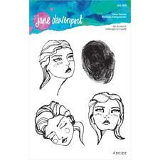 MIX & MATCH - Clear Stamp Set - Jane Davenport Artomology