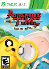 Adventure Time Finn and Jake Investigations Xbox 360 New Xbox 360, Xbox 360
