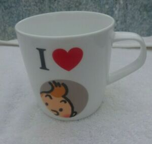 Mug I love Tin Tin  boxed