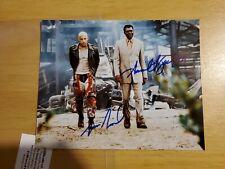 Vin Diesel Xxx Samuel L Jackson autographed photo signed 8x10 Xander Cage Coa