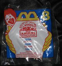 1998 Disney McDonalds Animal Kingdom Happy Meal Toy Zebra #8
