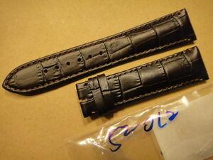 Genuine ORIS watch [ Big Crown ] Pointer Leather band strap bracelet Brown 52012