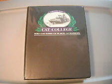 "Arctic Cat ""Cat College"" Training Kit VHS Tapes and Manuals"