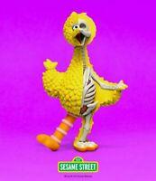 Big Bird XXRay Sesame Street x Mighty Jaxx Exclusive Plus Vinyl Art Figure NEW