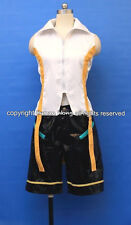 Vocaloid Len Kagamine Cosplay Costume Size M Human-Cos