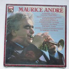 MAURICE ANDRE ALBINONI BACH CHARPENTIER C059 43316 S/S Neuf sous cello Sealed