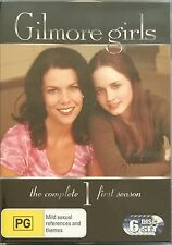 Gilmore Girls : Season 1 (DVD, 2010, 6-Disc Set)   BRAND NEW