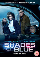 Shades of Blue: Season Two DVD (2018) Ray Liotta cert 15 4 discs ***NEW***