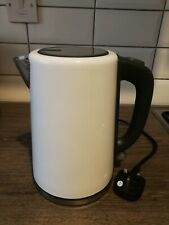 Tesco White Hot Water Electric Kettle