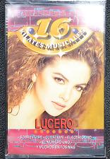Lucero - 16 Kilates Musicales - Cassette New! FONOVISA 1994