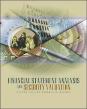 Financial Statement Analysis and Security Valuation-ExLibrary