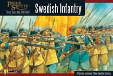 Warlord Games 28mm 30 Years War Swedish Infantry # WGP-13