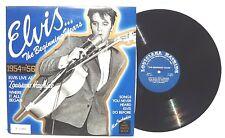 ELVIS PRESLEY The Beginning Years 1954 to 1956 LP LOUISIANA HAYRIDE US 1983