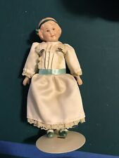 Porcelain dolls collectible With Stand