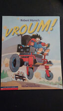 Vroum! by Robert Munsch French New