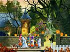 Friends On Halloween 1000 Piece Jigsaw Puzzle By SunsOut, Artist Doug Laird For Sale
