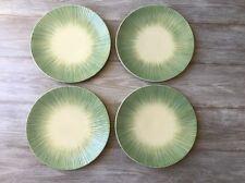 Lot Of 4 Pfaltzgraff Garden Of Eden Dinner Plates