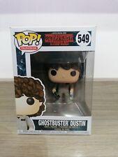 Funko Pop! Stranger Things - Ghostbuster Dustin #549