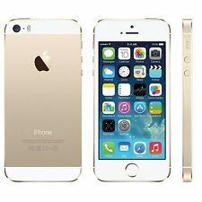 Gold Pristine Apple iPhone 5s 16GB Smartphone - Network Unlocked