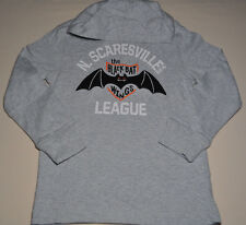 Gymboree boy the black bat wings long sleeve tee shirt size 7 NWT top boys
