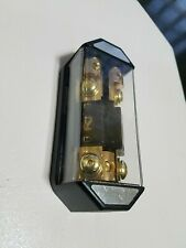 100 Amp Dual anl fuse holder