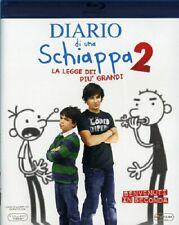 Diario Di Una Schiappa 2 - La Legge Dei Piu' Grandi (Blu-Ray) 050986BD