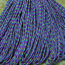25FT  550 Paracord Parachute Cord Lanyard Mil Spec Type III 7 Strand Core A02