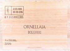 Ornellaia 2006 Bolgheri Rosso DOC Toskana Tenuta dell'Ornellaia - 6er OHK