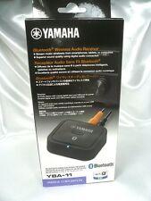 Yamaha YBA-11 Bluetooth Wireless Audio Receiver Black JAPAN A2501606