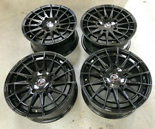 "18"" Wolfrace Aero Super T Alloy Wheels & Tyres Fit Ford Transit & Custom"