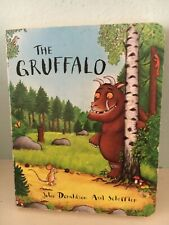 THE GRUFFALO BY JULIA DONALDSON, AXEL SCHEFFLER,  2002