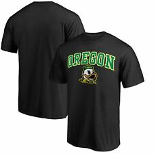 Oregon Ducks Fanatics Branded Campus Team T-Shirt - Black