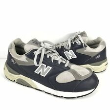 ba2b699a49276 New Balance 587 Mens Running Shoes made in USA Size US 14 2E Navy