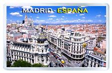 MADRID SPAIN MOD8 FRIDGE MAGNET SOUVENIR IMAN NEVERA