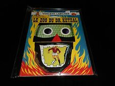 Raymond Reding : Vincent Larcher : Le zoo du Dr. Ketzal EO Dargaud 1973