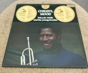 CHRISTL MOOD WILLY COOK AND YOUNG SWEDES  - SWEDISH LP PHONT 7563