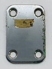Vintage Guitar Neck Plate