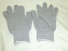Mcr Safety 9507Lm Knit Gloves Large Gray Heavy weight Uncoated 5 Pairs